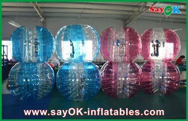 China Bolha abundante do futebol da bola dos brinquedos infláveis, bola humana inflável do hamster fornecedor