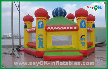 China Salto inflável do castelo Bouncy popular, castelo Bouncy inflável fornecedor