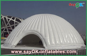Advertising Exhibition Inflatable Shelter Large Commercial Inflatable Lawn Tent