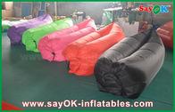 de boa qualidade Barraca inflável do ar & sofá do saco do sofá do ar do sono da praia de 260x70cm com cores personalizadas para vender à venda