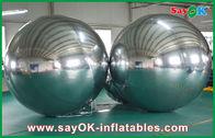 China Grande tamanho personalizado do espelho do PVC bola inflável para a decoração do evento fábrica