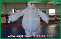 China Traje inflável da mascote de Baymax/robô inflável Baymax para o parque de diversões das crianças fábrica
