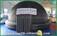 China Da barraca inflável da projeção do filme do planetário 360 barraca inflável da abóbada para museus fábrica