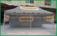 China barraca de dobramento da propaganda de alumínio do prêmio de 3X6m, famoso sextavado/miradouro fábrica