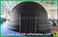 China Eduque/mostrando a abóbada portátil o planetário inflável com projetor móvel fábrica