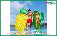 China Brinquedos exteriores infláveis crus do vário flutuador da associação da fatia do fruto das formas para nadar fábrica