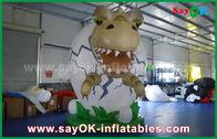 China dinossauro gigante inflável de Jurassic Park dos personagens de banda desenhada 3D infláveis modelo fábrica