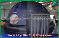 China Abóbada inflável do planetário da projeção móvel para a escola/mostra pública fábrica