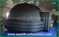 China Barraca inflável personalizada da abóbada da projeção do diâmetro de 5m/de 6m para crianças/adultos fábrica