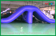 China Brinquedos infláveis da água do parque da água das crianças, corrediças engraçadas da piscina do PVC fábrica