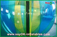 China Bola de passeio da água inflável da bomba de ar para o parque 1.0mm TPU do Aqua fábrica