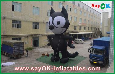 brinquedo inflável dos personagens de banda desenhada infláveis de pano de 5M Oxford para a feira profissional