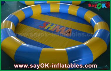 A água inflável apertada personalizada do ar brinca a piscina do PVC para o jogo das crianças