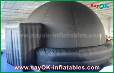 Barraca inflável da projeção de Starlab do filme do equipamento de escolas das crianças abóbada completa de 360 graus