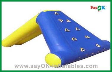 Corrediça de água inflável residencial feita sob encomenda, brinquedos da associação de água das crianças